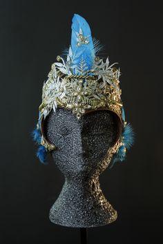 Elf Warrior Headgear - Front by Marius Els