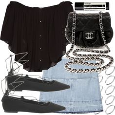 Untitled #2200 by mandyz75 on Polyvore featuring Zara, Aries, Office, Chanel, ASOS and Aesop