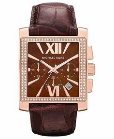Michael Kors MK5675 Oversized Chocolate Leather and Rose Golden Stainless Steel Gia Chronograph Glitz Watch Michael Kors, http://www.amazon.com/dp/B0095XCYT8/ref=cm_sw_r_pi_dp_nDberb1WS3GEY