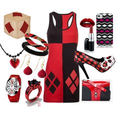 """""""diamonds are a girls best friend"""" by carolwatergirl on Polyvore"""