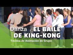 Danza EL BAILE DE KING-KONG | Canción de Campamento | Dinámica de Grupo | Animación - YouTube King Kong, Brain Breaks, Music Class, Scouts, Washington, Yoga, Dance Games, Rhythm Games, Team Building Games