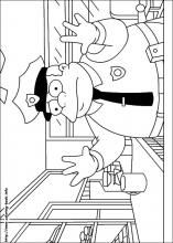 the simpsons coloring pages on coloring bookinfo chief wigam