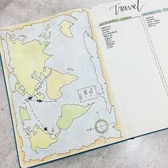 I made a travel log in my new @scribblesthatmatter BuJo. The map side I can track how far I have travelled and the log side I can track where I have been and where I want to go. I filled in a few places to show you how it works. #bulletjournal #bulletjournaling #bulletjournaljunkies #bujo #bujojunkies #bujolove #bulletjournalcommunity #bujocommunity #bujobeauty #plan #planner #personalplanning #showmeyourplanner #planning #november #schedule #scheduling #journalcommunity #journaling #tr...