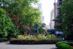 7 Gramercy Park no blog detalhes magicos