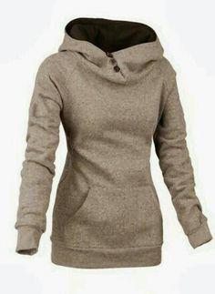 Sudadera-Abrigo-Suéter con estilo!!