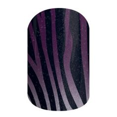 Zebra Diva Jamberry nail wraps last 2 weeks on fingers and 4 weeks on toes. They are cheaper and easier than professional manicures and just as adorable!