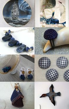 SAILING'S PASSION  by Siskale on Etsy--Pinned with TreasuryPin.com