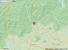 Map of Helen GA | Helen Georgia Hotels, Restaurants, Airports | MapQuest