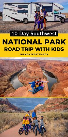 There is so much to see in the USA and it has always been my dream to RV road trip through the United States taking in the amazing natural scenery. If you feel the same way as I do then take a look at our 10-day Utah National Parks Road Trip + Southwest Road Trip! We were able to explore California, Nevada, Utah, and Arizona! Find out how to rent an RV. The most amazing things to do in the outdoors in the American Southwest and compare costs. What did we did for meal planning and more!