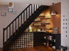 Comment Décorer Un Escalier ?   Elle Décoration