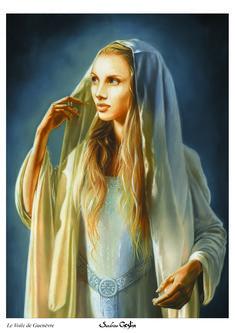 Le VOILE de GUENIÈVRE est le tirage d'art de TIPEEE ce mois de MARS 🙂 Dans cette image, Guenièvre enlève son voile et j'espère que bientôt, comme elle, nous pourrons également nous dévoiler ! Persephone, Aphrodite, Lady Godiva, Joan Of Arc, Fantasy, Marie, Artist, Fictional Characters, Veil