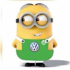 Minions ❤️ VW