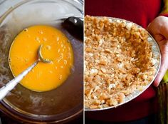 Family Recipe: My Dad's Legendary Pumpkin Chiffon Pie | The Kitchn