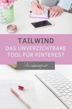 Zeitsparend und effizient deinen Content auf Pinterest bringen klappt am besten mit diesem Pinterest Tool. Ich stelle dir Tailwind ausführlich   vor und zeige, was die größten Vorteile sind, wenn du es für dein   Pinterest Marketing einsetzt | Pinterest für Anfänger, Pinterest Tipps   deutsch, Pinterest Tools deutsch #silkeschoenweger Pinterest Profile, Pinterest Marketing, Social Media, Tools, Helpful Tips, Save My Money, Blogging, Tips And Tricks, Knowledge
