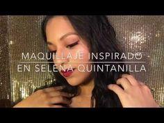 Maquillaje inspirado en Selena Quintanilla/ Sarah ❤ - YouTube
