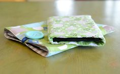 Riley Blake Designs Blog: Project Design Team Wednesday~ Padded Gadget Cover