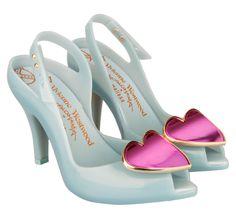 My wedding shoes!! Melissa & Vivienne Westwood