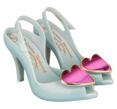 My wedding shoes!! Melissa Vivienne Westwood