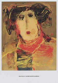 Gina Pellon - Poster
