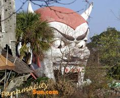 Abandoned Miracle Strip Park Panama City Fl The Devils Mouth