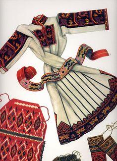 Macedonian bridal costume, Kumanovo