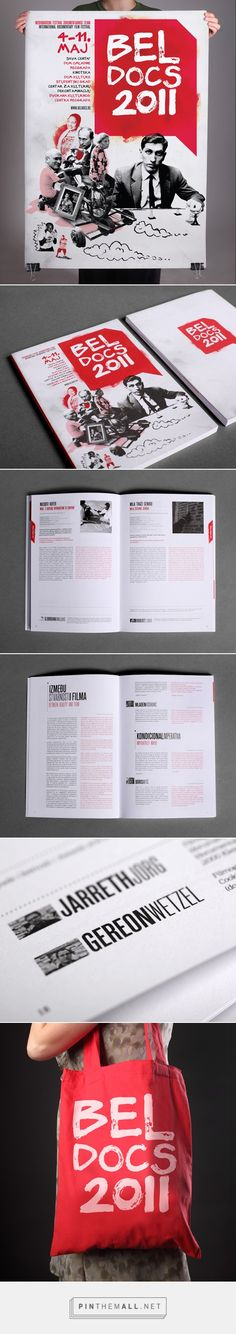 Beldocs 2011 on Behance... - a grouped images picture - Pin Them All