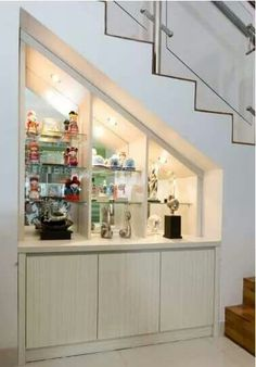 44 Unbelievable Storage Under Staircase Ideas Bewitching Your Staircase Look Cle Understairs Storage Bewitching Cle Ideas Staircase storage Unbelievable Under Staircase Ideas, Storage Under Staircase, Bar Under Stairs, Stair Storage, Living Room Under Stairs, Living Rooms, Best Kitchen Designs, House Stairs, Staircase Design
