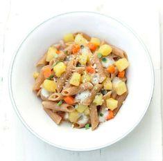 Le patate sono le protagoniste di questo primo piatto nutriente e saporito, perfetto anche come piatto unico per il pranzo