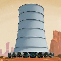 Mira esta torre de energía solar eólica, ¿una posible solución para Chile? - Mira esta torre de energía solar eólica, ¿una posible solución para Chile? - El Definido