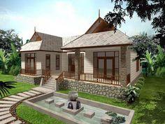 double modern single story house plans