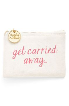 Two's Company 'Get Carried Away' Coin Purse