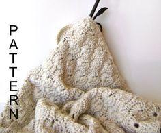 Uptown Stroller Blanket PATTERN  Crochet door sheilalikestoknit, $5.00