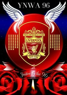 Justice soon!! Never forgotten #YNWA Awesome