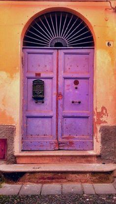 Sassari, Sardinia, Italy door