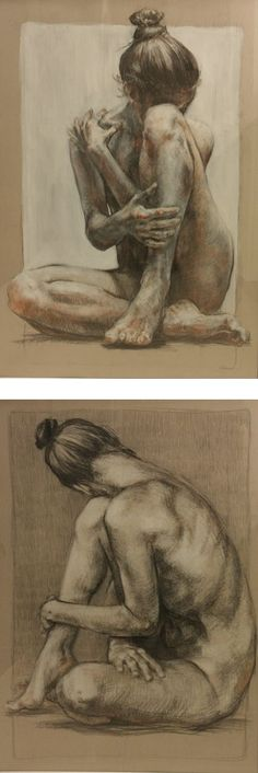 Look at some of my female nude drawings. I used charcoal, ink, acrylic paint, and cardboard. Those charcoals have been made in Life Drawing, Drawing Sketches, Art Drawings, Figure Sketching, Figure Drawing Reference, Figure Drawing Female, Figure Painting, Painting & Drawing, Ap Art
