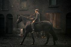 Robert Viglasky - Caryn Mandabach  BBC 2 - Tiger Aspect - Cillian Murphy - Peaky Blinders - Gangs - Fashion - Photography - Moody - Post-War - 1920's - Portrait - Thomas Shelby - Horse