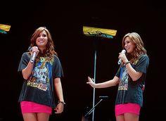 Demi Lovato: Short Skirt