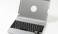 Keyboard Case Turns iPad Into Tiny MacBook Air