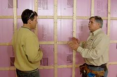 with general contractor Tom Silva | thisoldhouse.com | from How to Insulate a Basement