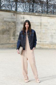 Street Style: Laberiane Ponton, Paris   Fashionsnap.com