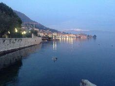 Salo'  lake of Garda Italy