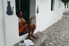 Guitar And Granada