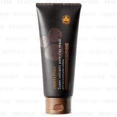 Innisfree - Jeju Volcanic Pore Clay Mask