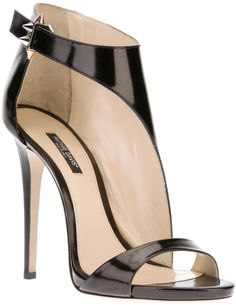 RUTHIE DAVIES Cut Out Sandal - Lyst