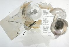 Calligraphy and watercolor by Patty Hammarstedt