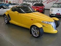 custom plymouth prowler | 1999 Plymouth Prowler Custom - Mt. Zion IL