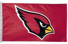 Arizona Cardinals 3'x5' Flag