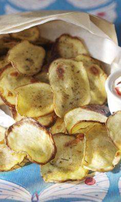 Perunalastut ja chilidippi - katso helpot reseptit! | Meillä kotona