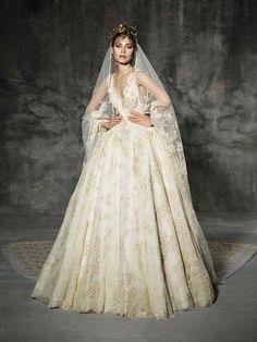 Galexy Dress Bride