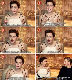 When the validity of her feminism was questioned because she posed without a bra on the cover of Vanity Fair, and she responded in the best way. 13 Times Emma Watson Totally Nailed The Whole Feminism Thing Emma Watson Feminism, Enma Watson, Feminism Quotes, Feminism Funny, Cultura General, Intersectional Feminism, Patriarchy, Equal Rights, Faith In Humanity